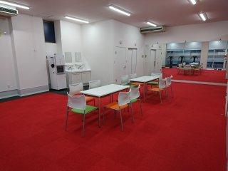 レコードブック清水有東坂の施設内風景