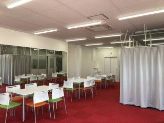 レコードブック金沢新神田の施設内風景