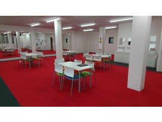 レコードブック湘南台の施設内風景