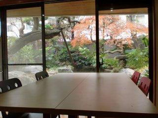 ハートハウス戸越の施設内風景