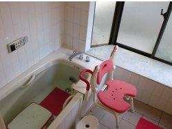 ハートハウス戸越の入浴について